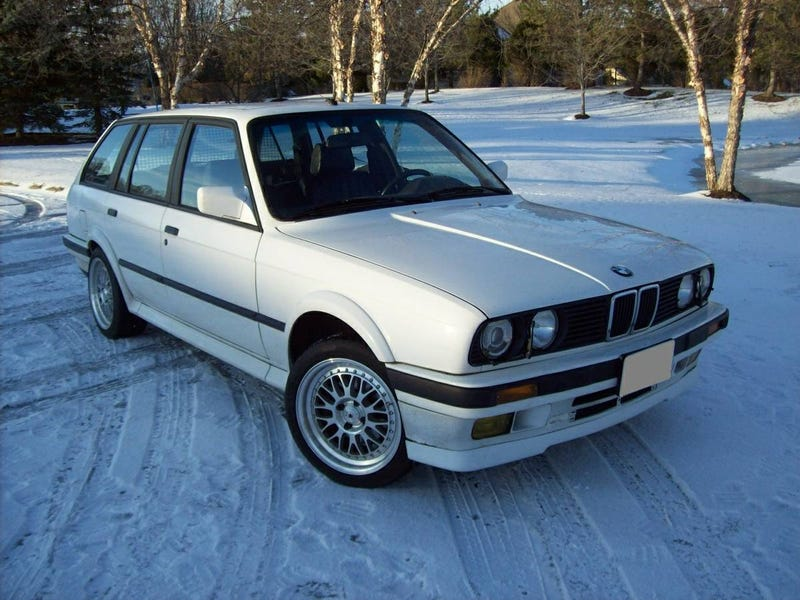 For 13900 Could This 1989 BMW 325IX Touring Be Your Holy Grail