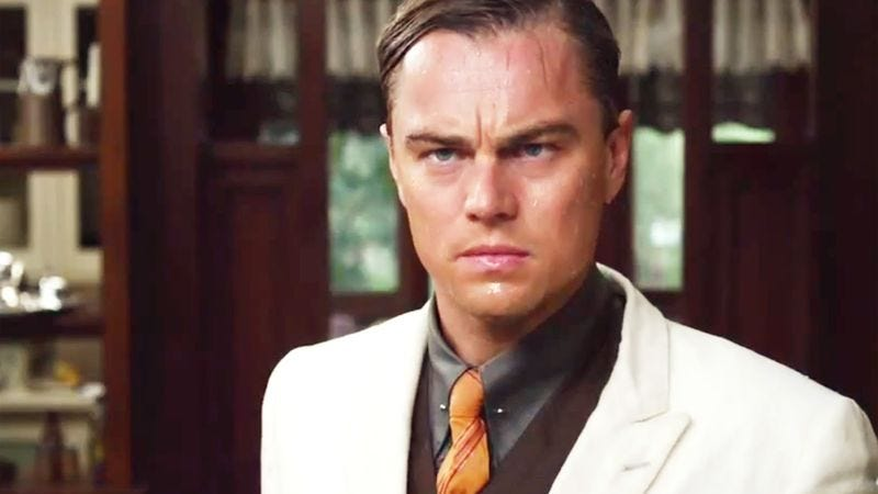 """Illustration for article titled Warner Bros. decides that The Great Gatsby is actually """"the perfect summer movie"""""""