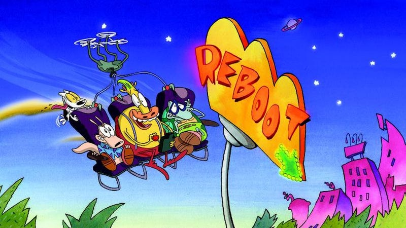 Illustration for article titled The Rocko's Modern Life movie on Netflix will feature a trans storyline