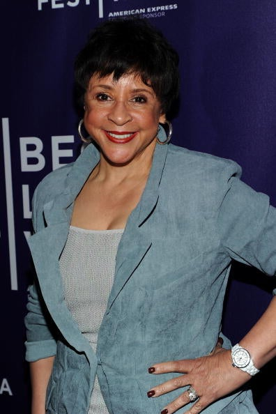 BET founder Sheila Johnson