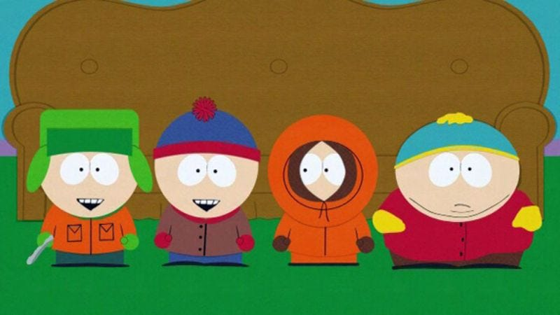 "Illustration for article titled South Park, ""Cartoon Wars"""