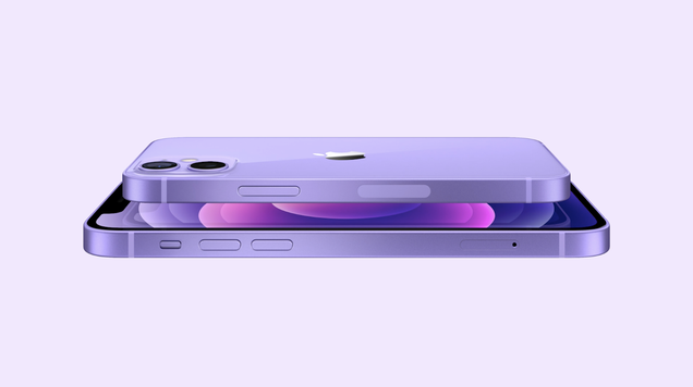 The iPhone 12 Now Comes in Purple!