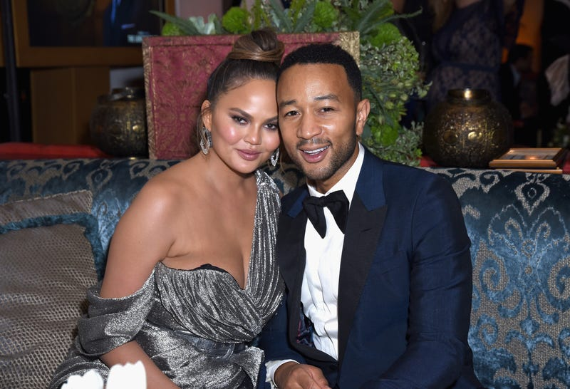 Illustration for article titled Trump Comes for John Legend and 'Filthy Mouthed Wife' Chrissy Teigen on Twitter; Ends Up With a New Nickname We Can All Agree On