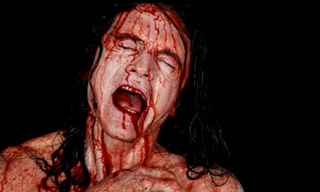 Illustration for article titled The Room's Tommy Wiseau explains his new, bloody cult movie