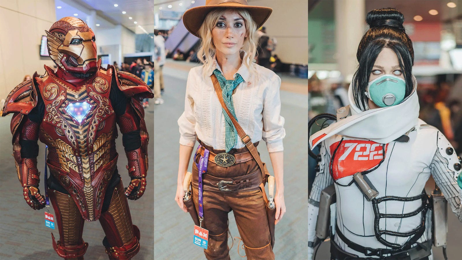 Our Favorite Cosplay From PAX East 2019