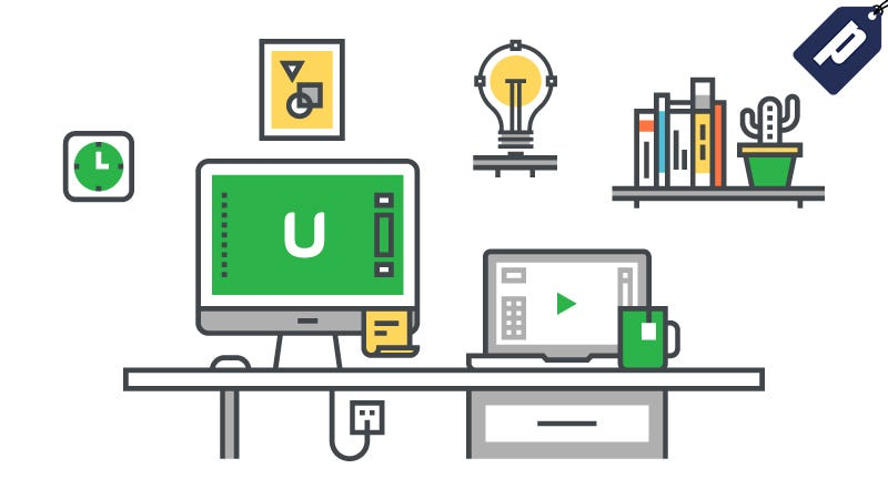 Illustration for article titled Thousands Of Udemy Courses Are Now $10 Each: Web Dev, Writing, Business, & More