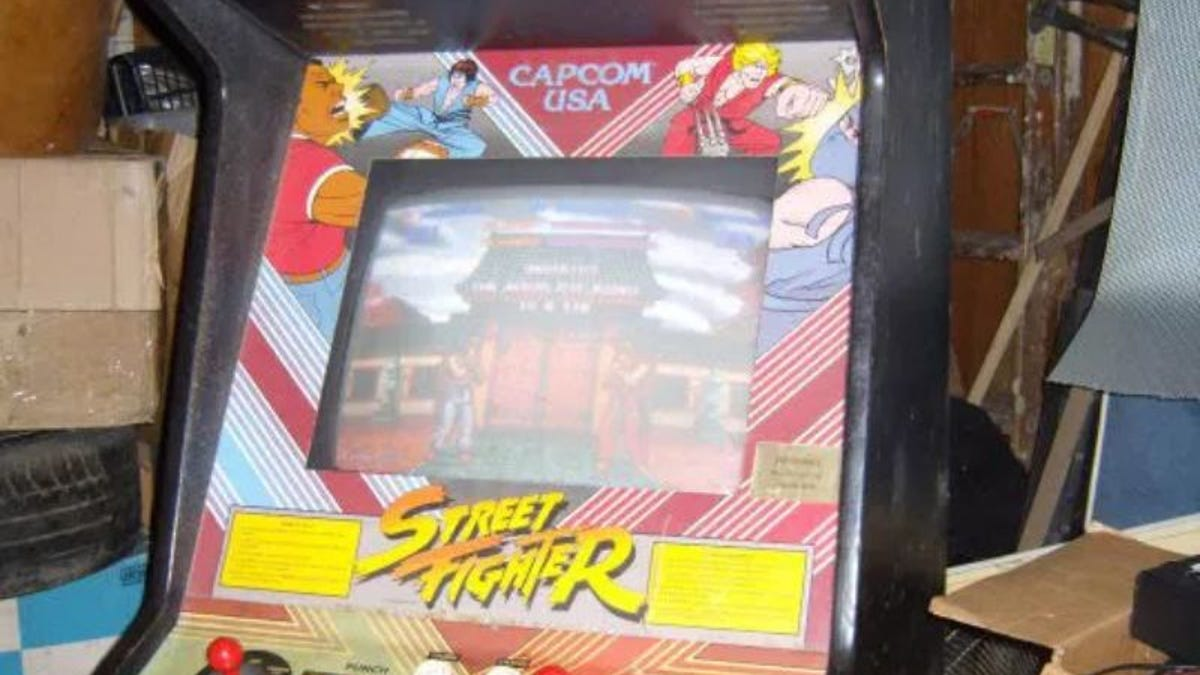 The Reason Behind Street Fighter's Iconic Button Layout