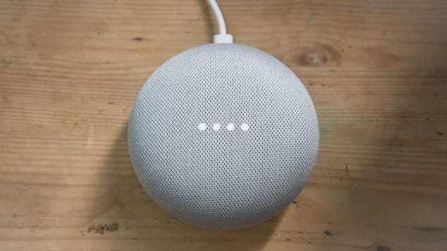 You Can Finally Stream Spotify From Your PC to Google Home Speakers