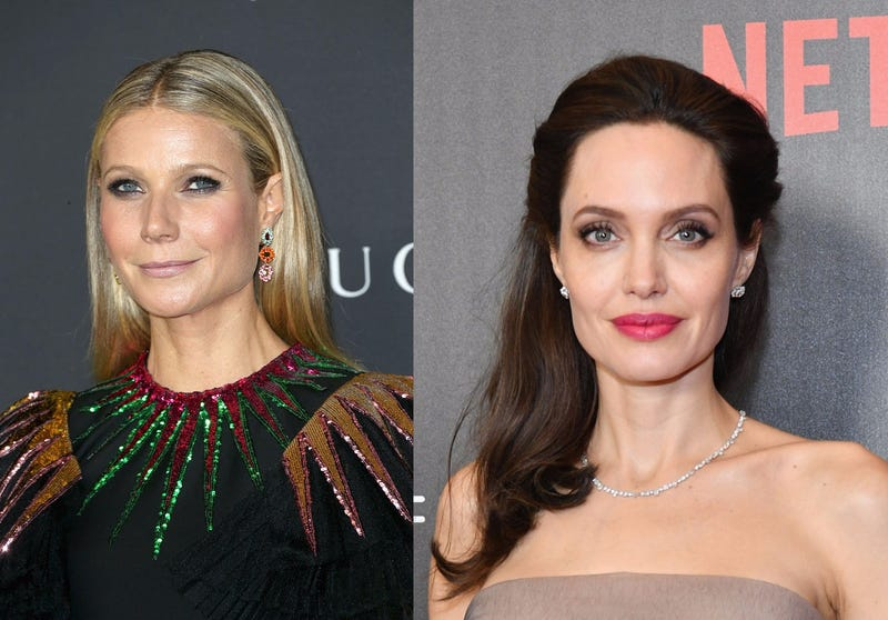 Gwyneth Paltrow and Angelina Jolie (Photos: Frederick M. Brown/Getty Images; Dia Dipasupil/Getty Images)