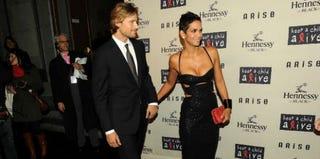 Halle Berry with her ex-boyfriend Gabriel Aubry(Stephen Lovekin/Getty Images Entertainment)