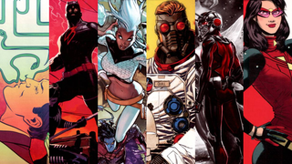 "Marvel Just Revealed Its Entire ""All-New, All-Differe"