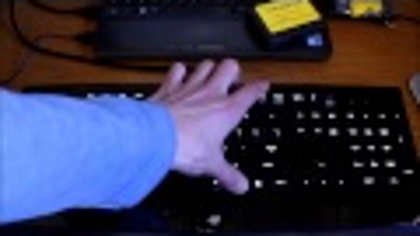 Add Custom Backlighting to Your Keyboard