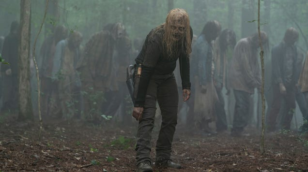 The Walking Dead explores the parental ties that bind—and strangle