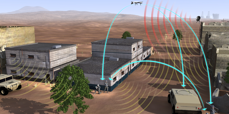 Illustration for article titled DARPA's New Chip Will Create Unjammable Communication Devices