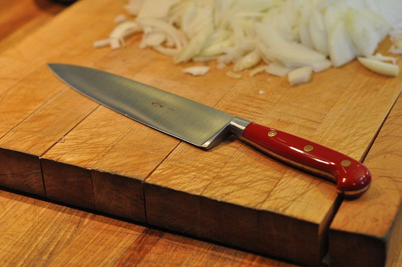 don't buy expensive knife sets: these four knives are all you need