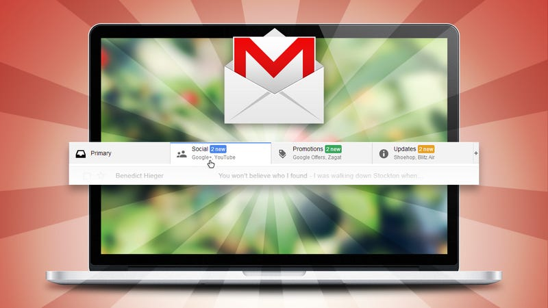Illustration for article titled Everything You Need to Know About Gmail's New, Super-Confusing Layout