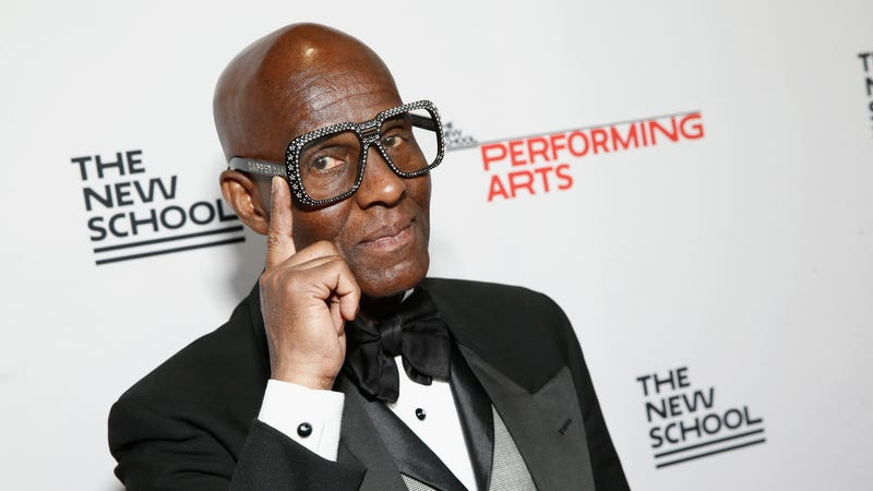 Dapper Dan attends the 70th Annual Parsons Benefit on May 21, 2018 in New York City.