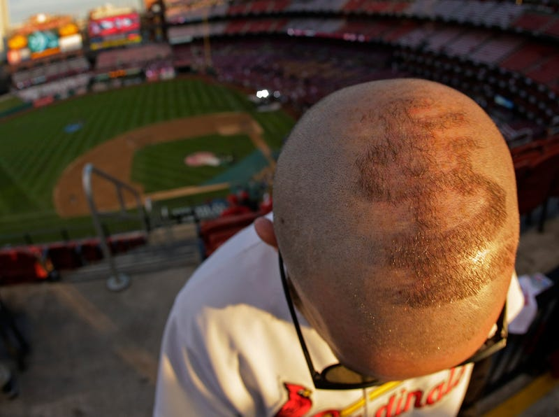 Illustration for article titled Bad St. Louis Cardinals Fans Assail Rent-A-Player For Leaving For Real City
