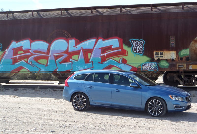 Illustration for article titled The 2015 Volvo V60 Is Reason Enough For Volvo To Survive