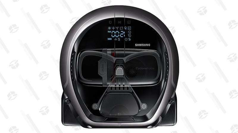 Samsung Powerbot - Darth Vader Edition | $270 | Amazon