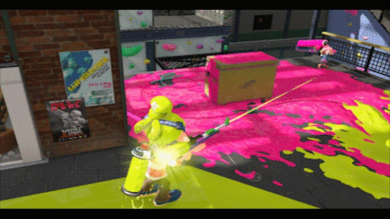 Splatoon 2's Snipers Are Pulling Off Incredible Shots