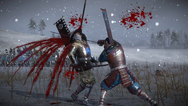 Limbs and Heads Fly Free In Total War: Shogun 2's Rating-Changing