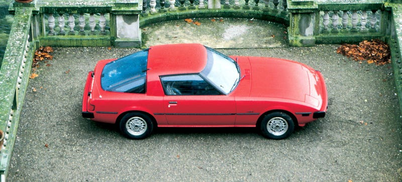 Let Me Tell You The Story Of Two Cars: The Original Mazda RX 7 And The Mazda  GLC.