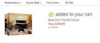 Illustration for article titled Xbox One Is $50 Off On Microsoft's Store