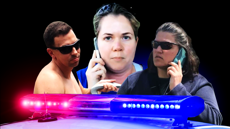 Illustration for article titled #CaucasianCallingTax: White People Need to Be Taxed for Wasting Police Officers' Time