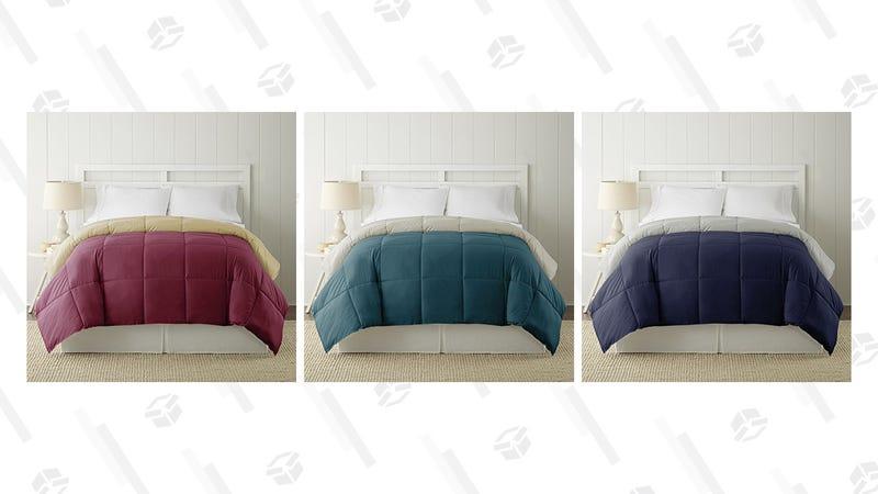 Amrapur Alternative Down Comforters Gold Box   Amazon