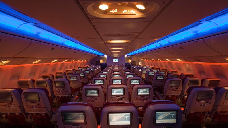 Illustration for article titled The Ten Best Airline Coach Seats