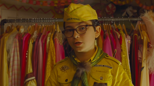 Jared Gilman humbly requests you not get yourself killed re-watching Moonrise Kingdom