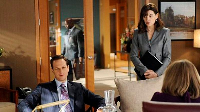 """Illustration for article titled The Good Wife: """"A New Day"""""""