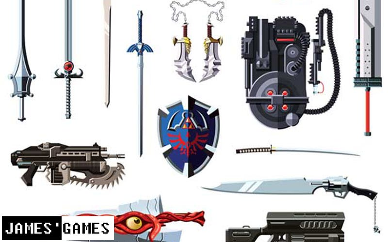 Illustration for article titled Choose Your Weapon