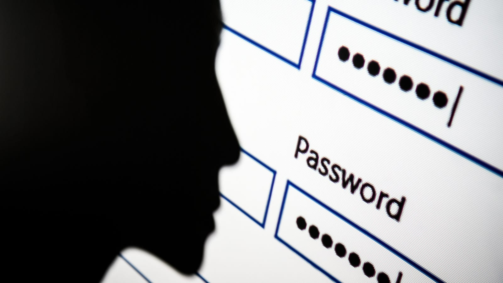 Why I do not give my husband my passwords