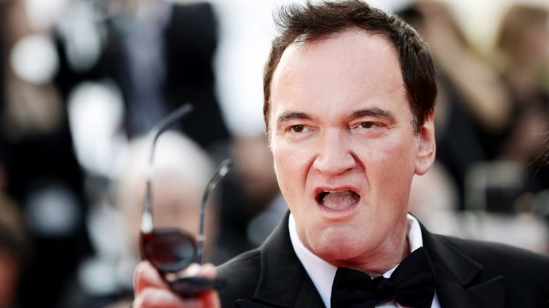 Illustration for article titled Quentin Tarantino's Star Trek will be R-rated, if he has his way