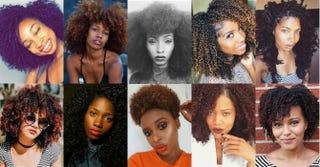 Natural-hair gurus of InstagramInstagram