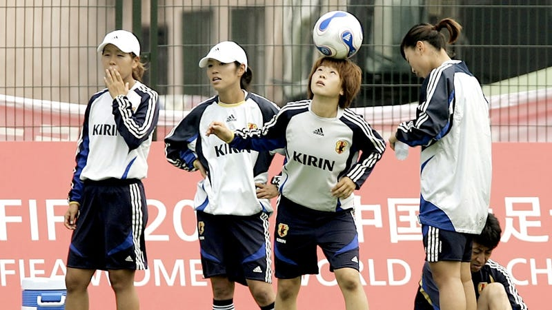Illustration for article titled Japanese Women Looking to Prove Their World Cup Win Wasn't a Fluke