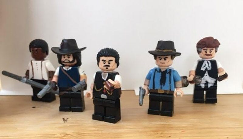 Illustration for article titled LEGO: Red Dead Redemption 2 Is Never Going To Happen