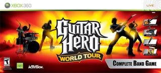 Illustration for article titled Frankenreview: Guitar Hero World Tour