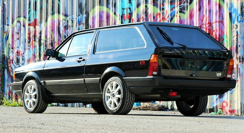 Illustration for article titled For $4,800, Could This 1990 VW Fox Shooting Brake Have You Breaking Out Your Wallet?