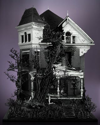 Illustration for article titled Abandoned houses
