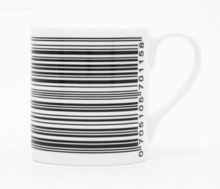 Illustration for article titled Beep Mug Features Barcode Design That Actually Works Under A Scanner