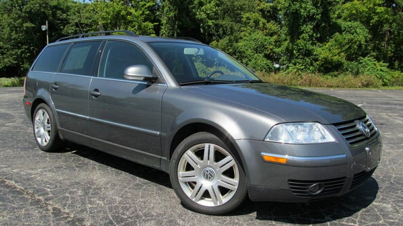 for 5 999 could this 2005 vw passat tdi be passable. Black Bedroom Furniture Sets. Home Design Ideas