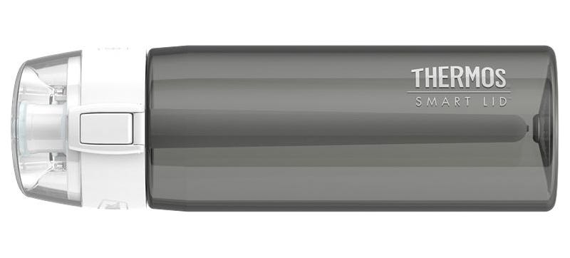 Illustration for article titled Thermos' New Smart Bottle Tells You When Your Water's Warm and Gross