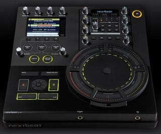 Illustration for article titled Wacom Dips Toe In Club Scene With Nextbeat Wireless DJ Controller