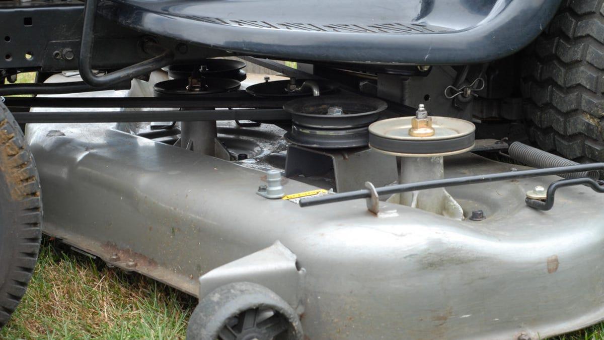 Oppositelock Mower Review: Craftsman GS6500