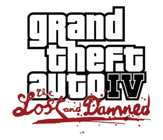 Illustration for article titled First Screens Of GTAIV's Lost & Damned DLC