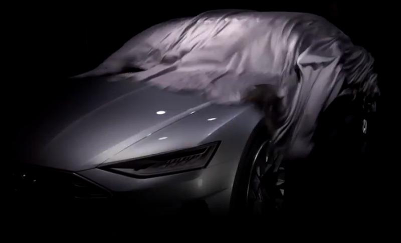 Illustration for article titled Audi A9 Teased!!