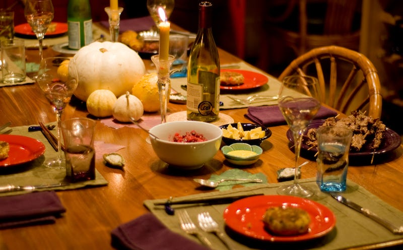 thanksgiving dinner ideas for 6